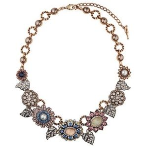 🌸2xHP🌼 C+I Bon Chic Statement Collar Necklace
